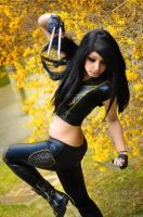 X-23 is a ballerina by Ninjanana707