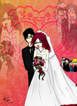 Is that... Grell? by hannamaia