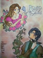 Romeo and Juliet by ValkyrieLionheart