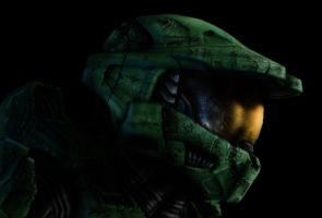 Halo 3 Spartan by Darkvibe