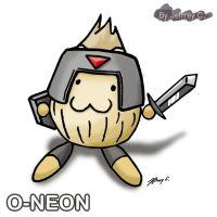 Armored Onion by JC-790514
