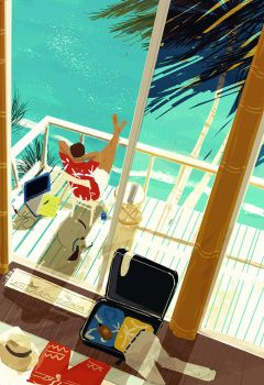 I could get used to that. by PascalCampion
