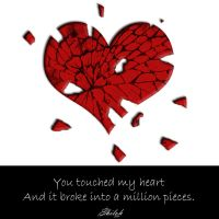 Broken Heart by itsalladream321