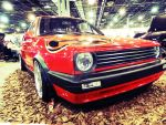 VW Golf 2 by Super-Studio