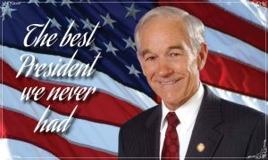 Ron Paul by Amaranth7777