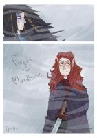 Fingon - Maedhros by Matinel