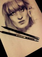 Florence Welch by Hyuuugo