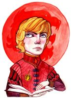 Tyrion Lannister by rynarts