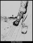 Fallout - Wolverine by Edge-Works