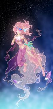 Thee who brings the night by Herisheft