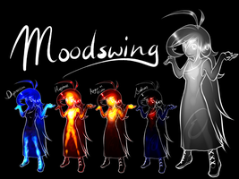 [OC] Moodswing by swiftyuki
