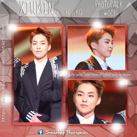 +XIUMIN | Photopack #OO1 by AsianEditions