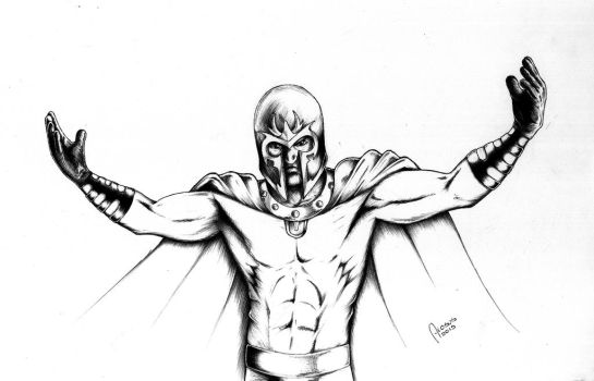Magneto by Aiosus
