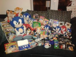Sonic Collection update by DarkGamer2011