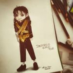 mini Michael by julieflorac78