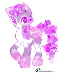 Lavender pony auction closed by manaphy6083