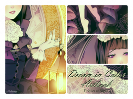 Dream in Colour Charity Artbook Preview by Lolisoup