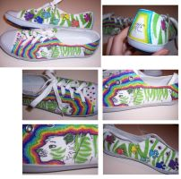 Shoes :D by therougecat