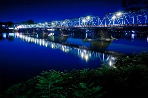New Hope-Lambertville Bridge by ffolkes