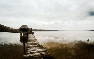 Ammersee Lakeshore II by Styg