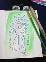 Rick by TheEternalSophia