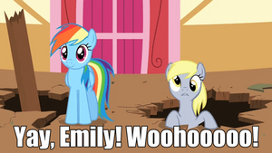 Happy Derpday Emily! Animated by MisterAlex