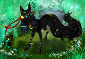 Nephthys by Snow-Body