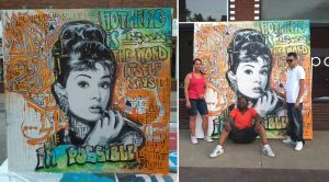 COLLAB- Audrey Hepburn: I'm Possible by GK2000