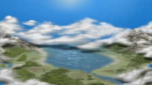 Some Scenery by GrineX