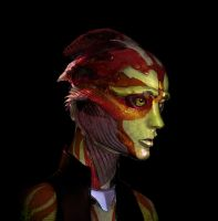 Drell-woman by Valfrika