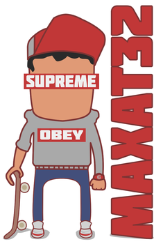 Maxat32 is the supreme by MaxatdesigN