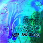 shizu jewel case : fire and sword by PaulaLee2697