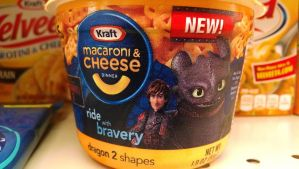 Hiccup Likes Mac and Cheese?! by masterrohan