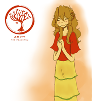 Divergent: Amity by Ask-PrincessOfSleep