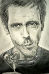 Dr. House by Mimn
