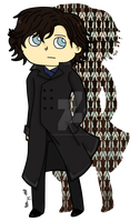 Consulting Detective by AwkwardMoosey