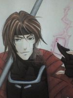 Gambit 2 close up by victoriapieroni
