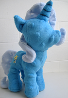 Gift - The Great and Powerful (TINY) Trixie Plush by katiepox