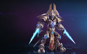 Artanis - Heroes of the Storm - Wallpaper by PlanK-69