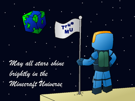 Stars in the Minecraft universe by Gameaddict1234