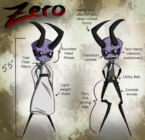 Zero BS Ref by TheCau