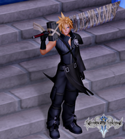 Cloud Strife by ChochoYatori