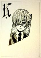 Ciel card by Ehris2951