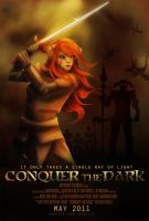 Conquer the Dark by kyndling