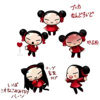PUCCA NENDOROIDO by GaruGiroSonicShadow