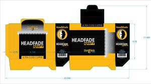 HeadFade Packaging by rightindex