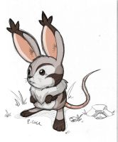 Mouserabbit by rongs1234