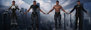 Customized Troy Shepard of Wolvengra by Melllin