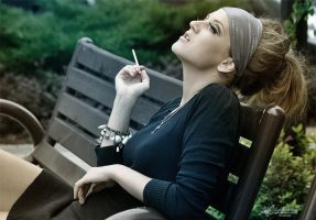 Smoking again mm by asphodel-magic