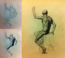 Master Copy Figure Drawing by splendidriver